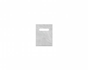 Náhled produktu Igelitová PE taška stříbrná - 150x200mm, průhmat