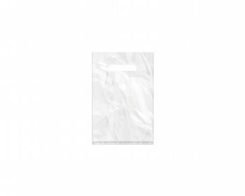 Náhled produktu Igelitová PE taška bílá - 200x300mm, průhmat