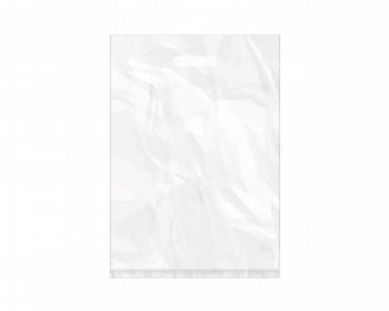 Náhled produktu Igelitová PE taška čirá (ledová) - 350x500mm, pevný průhmat a složené dno
