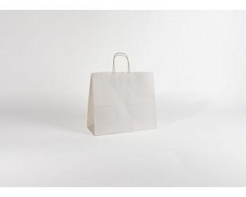 Náhled produktu Papírová taška BIANCO - 32 x 28 x 13 cm