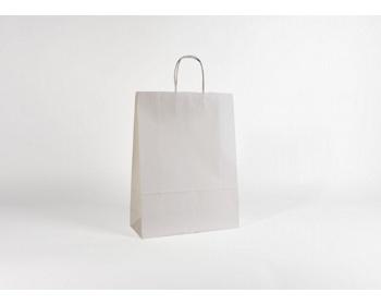 Náhled produktu Papírová taška BIANCO - 32 x 42,5 x 13 cm