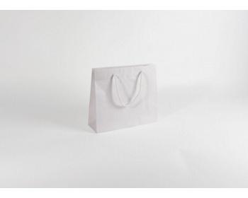 Náhled produktu Papírová taška BIANCO LUX - 32 x 27,5 x 10 cm