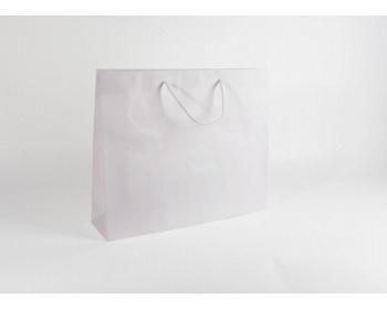 Náhled produktu Papírová taška BIANCO LUX - 54 x 44,5 x 14 cm