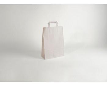 Náhled produktu Papírová taška CLASSIC WHITE (BS) - 23 x 32 x 10 cm