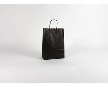 Náhled produktu Papírová taška ECO NERO - 23 x 32 x 10 cm