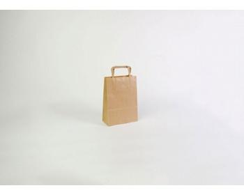 Náhled produktu Papírová taška CLASSIC NATURE (HS) - 18 x 25 x 8 cm