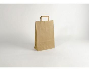 Náhled produktu Papírová taška CLASSIC NATURE (HS) - 26 x 38 x 11 cm