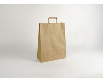 Náhled produktu Papírová taška CLASSIC NATURE (HS) - 32 x 42,5 x 13 cm