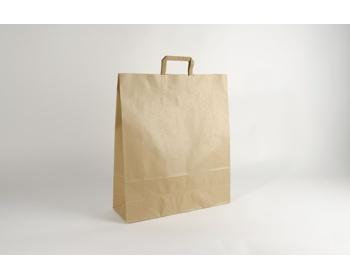 Náhled produktu Papírová taška CLASSIC NATURE (HS) - 44 x 50 x 14 cm
