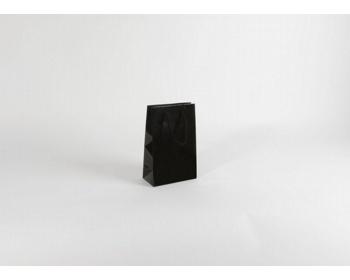 Náhled produktu Papírová taška M2 BLACK - 16 x 25 x 8 cm