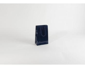 Náhled produktu Papírová taška M2 BLUE - 16 x 25 x 8 cm
