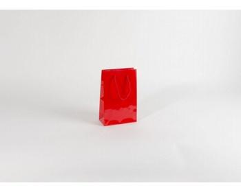 Náhled produktu Papírová taška M2 RED - 16 x 24 x 8 cm