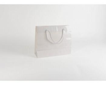 Náhled produktu Papírová taška M2 WHITE - 38 x 31 x 13 cm