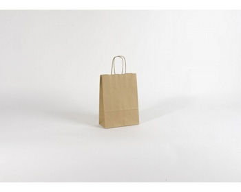 Náhled produktu Papírová taška NATURA EKO - 18 x 25 x 8 cm