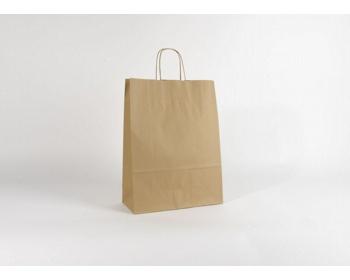 Náhled produktu Papírová taška NATURA EKO - 32 x 42,5 x 13 cm