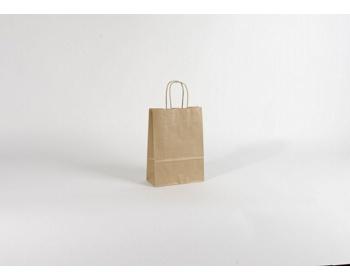Náhled produktu Papírová taška NATURA S - 18 x 25 x 8 cm