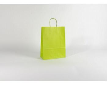 Náhled produktu Papírová taška SPEKTRUM GREEN - 26 x 34,5 x 11 cm
