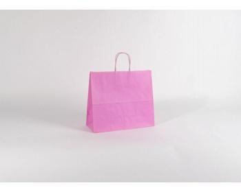 Náhled produktu Papírová taška SPEKTRUM PINK - 32 x 28 x 13 cm