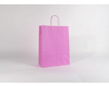 Náhled produktu Papírová taška SPEKTRUM PINK - 32 x 42 x 13 cm