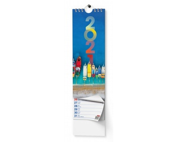 Náhled produktu Nástěnný kalendář Kravata 2020 - Pracovní