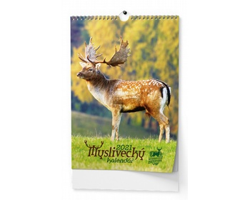 Náhled produktu Nástěnný kalendář Myslivecký kalendář 2020