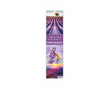 Náhled produktu Nástěnný kalendář Provence 2021 - vázanka