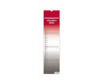 Náhled produktu Nástěnný kalendář Poznámkový 2021 - vázanka