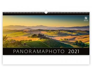 Náhled produktu Nástěnný kalendář Panoramaphoto 2021