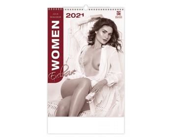 Náhled produktu Nástěnný kalendář Women Exclusive 2021