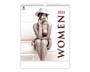 Náhled produktu Nástěnný kalendář Women 2021