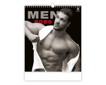 Náhled produktu Nástěnný kalendář Men 2020