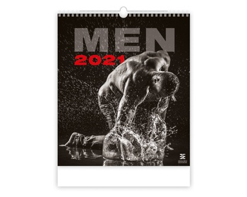 Náhled produktu Nástěnný kalendář Men 2021