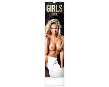 Náhled produktu Nástěnný kalendář Girls II 2020