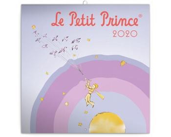 Náhled produktu Nástěnný kalendář Malý princ 2020 - poznámkový