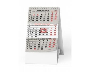 Náhled produktu Stolní kalendář Mini tříměsíční 2021