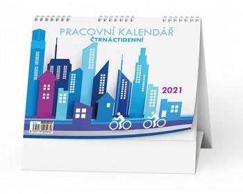 Náhled produktu Stolní kalendář Čtrnáctidenní 2020