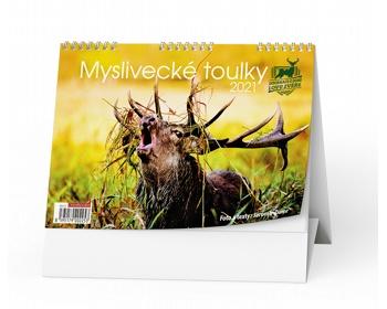 Náhled produktu Stolní kalendář Myslivecké toulky 2020