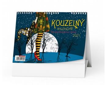 Náhled produktu Stolní kalendář Kouzelný 2021 - Renata Raduševa Herber