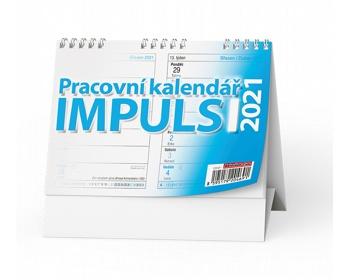 Náhled produktu Stolní kalendář IMPULS I 2020