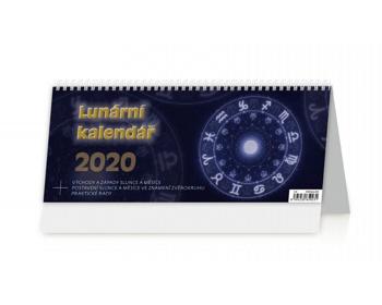 Náhled produktu Stolní kalendář Lunární 2020