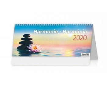 Náhled produktu Stolní kalendář Harmonie 2020