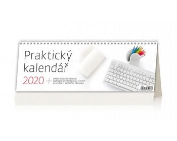 Náhled produktu Stolní kalendář Praktický 2020
