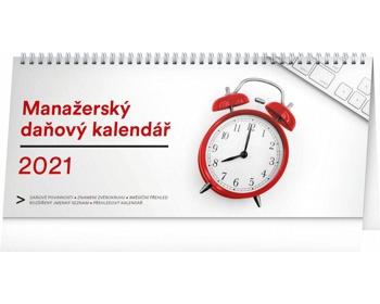 Náhled produktu Stolní kalendář Manažerský daňový 2021