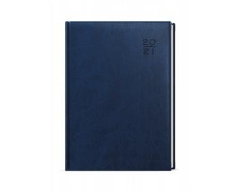 Náhled produktu Denní diář Ctirad Vivella 2021, A5 - modrá