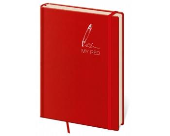 Diář model My Red