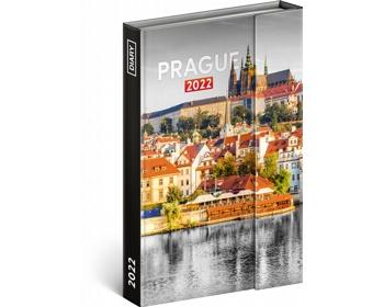 Diář model Praha