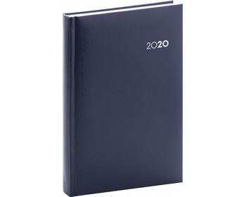 Náhled produktu Denní diář Balacron 2020, A5 - tmavě modrá