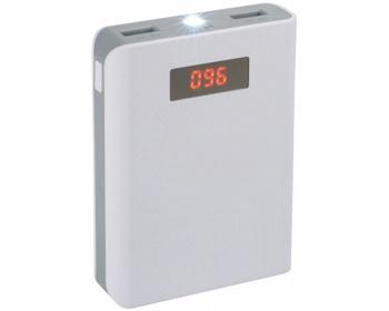 Náhled produktu Výkonná powerbanka MODESTO EXPRESS s LED světlem a displayem