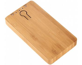Náhled produktu Dřevěná duální powerbanka TACOMA EXPRESS