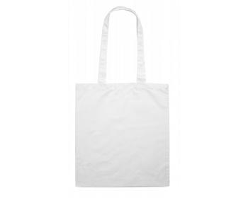 Náhled produktu Bavlněná nákupní taška SHON - bílá